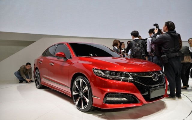 Honda Accord 2017 Coupe Release Date Spirior - Car 2016